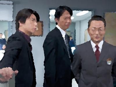 相棒8(2010年)第15話「狙われた刑事」あらすじ&ネタバレ 加藤虎ノ介,村田充ゲスト出演