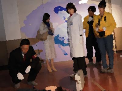 科捜研の女19第2話「天才画家Xの計画」あらすじ&ネタバレ 真飛聖,吉田ウーロン太ゲスト出演
