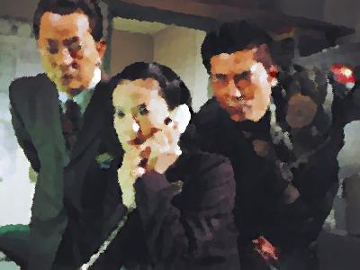 相棒3(2015年1月)第12話「予告殺人~狙われた美人姉妹の謎」あらすじ&ネタバレ 榊英雄,一戸奈未ゲスト出演