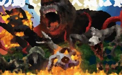 『キングコング: 髑髏島の巨神』(2017年) あらすじ&ネタバレ トム・ヒドルストン主演,サミュエル・L・ジャクソン出演