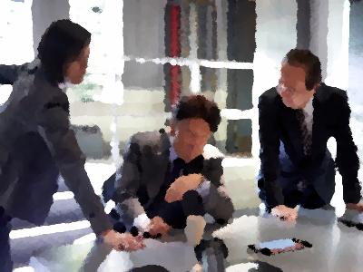 緊急取調室3第8話「白昼堂々殺された女社長」あらすじ&ネタバレ 橋本じゅん,三宅弘城ゲスト出演