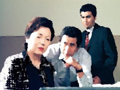 『森村誠一サスペンス 鬼子母の末裔』(2003年9月)あらすじ&ネタバレ 佐久間良子,古谷一行,南野陽子出演