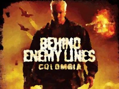 『エネミー・ライン3 激戦コロンビア』(2008年) あらすじ&ネタバレ  ジョー・マンガニエロ主演