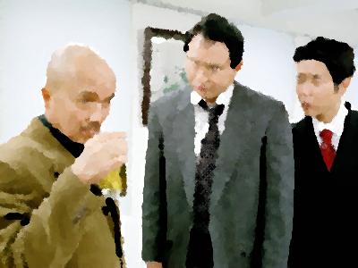『刑事吉永誠一 涙の事件簿1 /絵が殺した』あらすじ&ネタバレ 大和田伸也,火野正平ゲスト出演