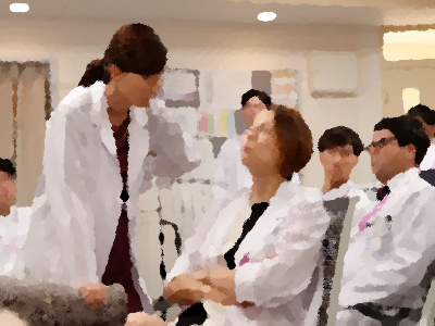 『ドクターX6』第6話「未知子と博美が大ゲンカ!!」あらすじ&ネタバレ 平岡祐太,宝辺花帆美ゲスト出演