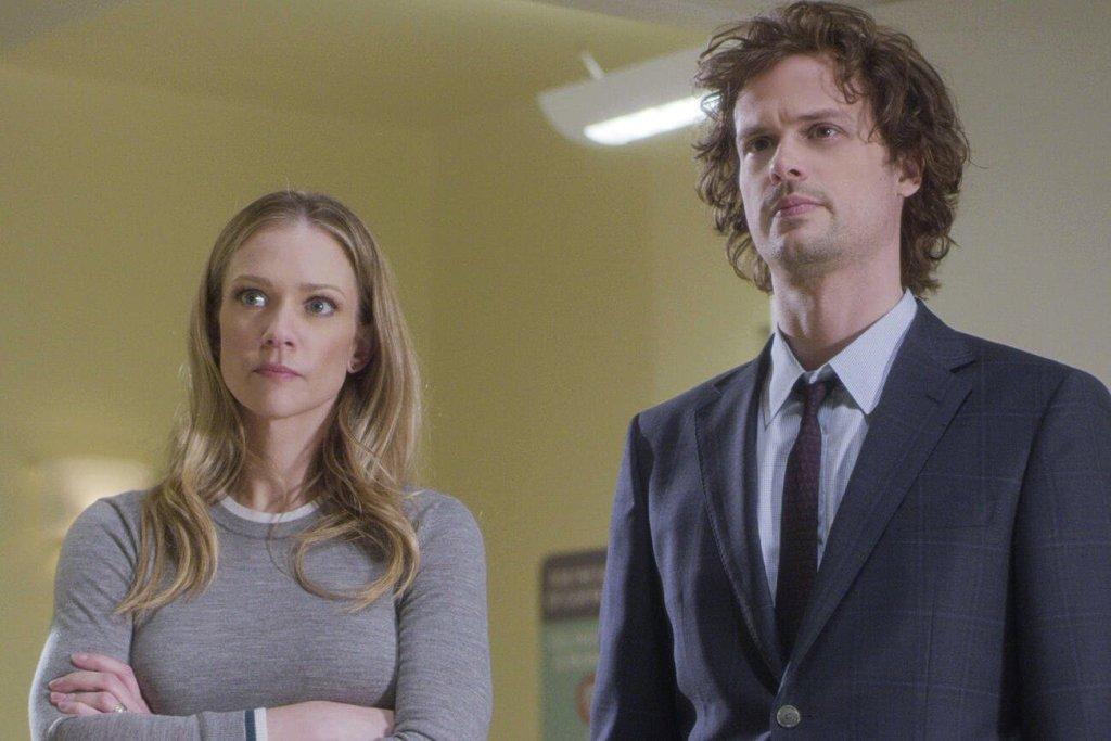 Criminal Minds' A.J. Cook Says the Idea of JJ and Reid Still Makes Her Nervous