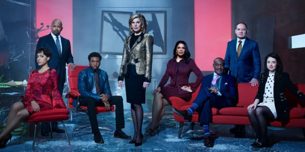 The Good Fight Loses Another Original Series Regular