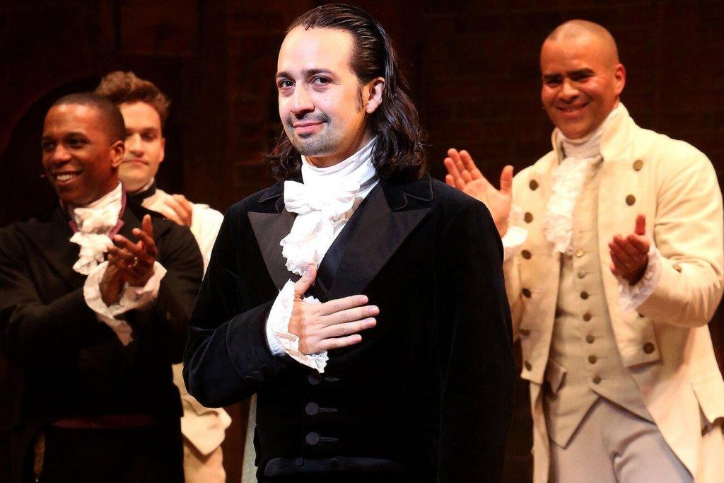 Watch the Hamilton: An American Musical Trailer Starring Lin-Manuel Miranda