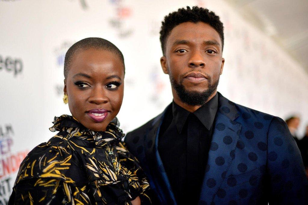 Chadwick Boseman's Black Panther Co-Star Danai Gurira Shares Powerful Tribute