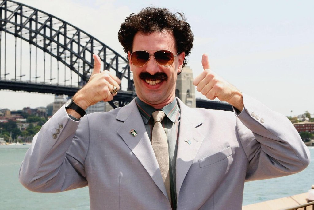 A Borat Sequel Is Coming to Amazon Prime Before Election Day