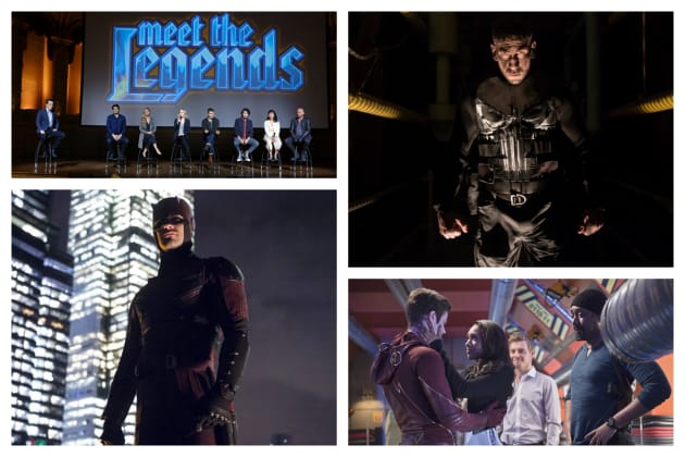 Why the Emmys Should Recognize More Superhero Shows