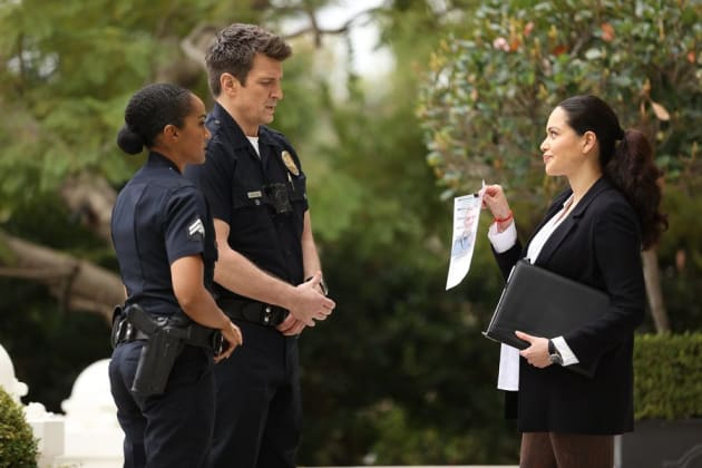 The Rookie Season 3 Episode 8 Review: Bad Blood