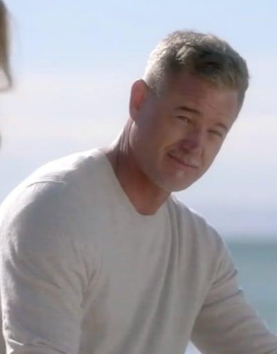 Beach Mark  - Grey's Anatomy Season 17 Episode 10