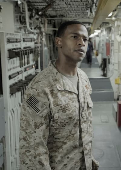 Complicated Mission - SEAL Team Season 4 Episode 14