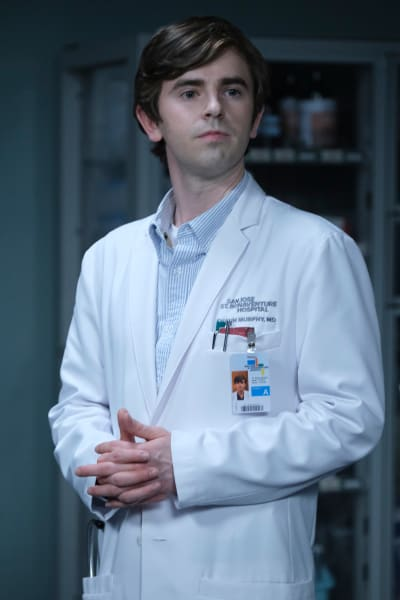Crossing Lines - The Good Doctor Season 4 Episode 17