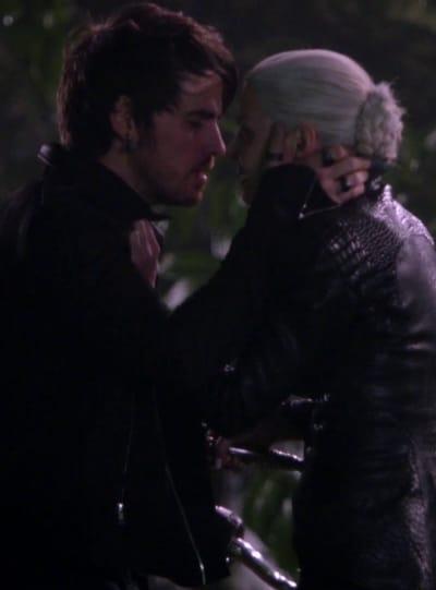 Emma Stabs Killian - Once Upon a Time Season 5 Episode 11