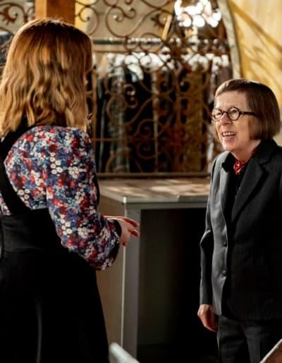 Hetty Returns -- Tall - NCIS: Los Angeles Season 12 Episode 18