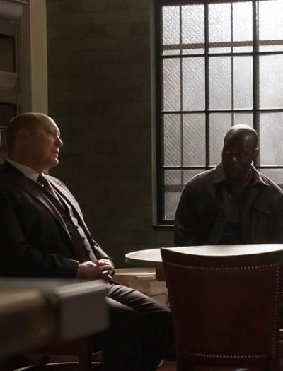 Infiltrating a Criminal Organization -- Tall - The Blacklist Season 8 Episode 16