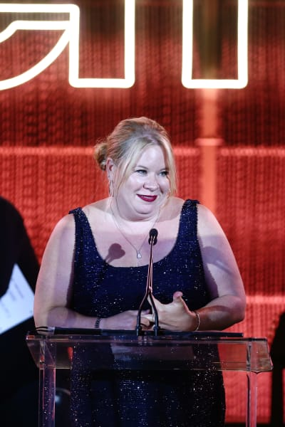 Julie Plec Attends  the Environmental Media Association 2nd Annual Honors Benefit Gala