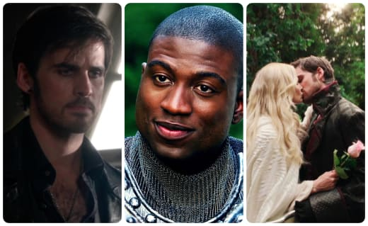 OUAT Lack of Forethought - Once Upon a Time Season 5 Episode 23