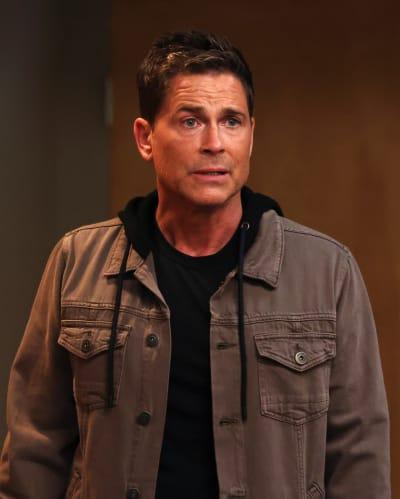 Owen is a Suspect - tall - 9-1-1: Lone Star Season 2 Episode 12