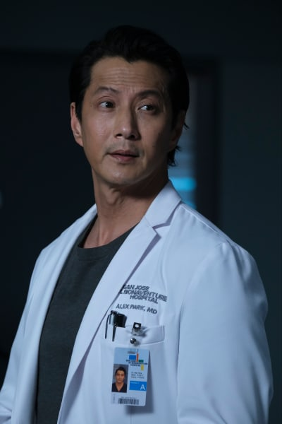 Park Moves On - The Good Doctor Season 4 Episode 17