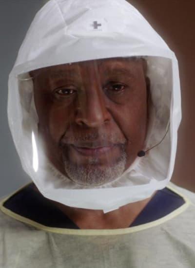 Richard POA  - Grey's Anatomy Season 17 Episode 3