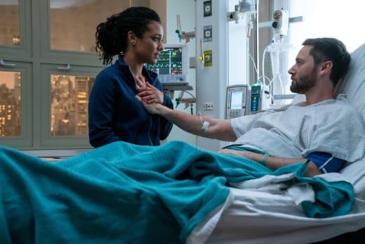 Sharpwin Heart to Heart  - New Amsterdam Season 3 Episode 12