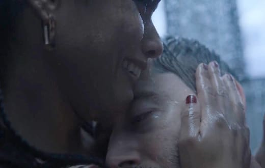 Sharpwin shower - New Amsterdam Season 3 Episode 12