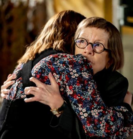 Welcome Hug - NCIS: Los Angeles Season 12 Episode 18