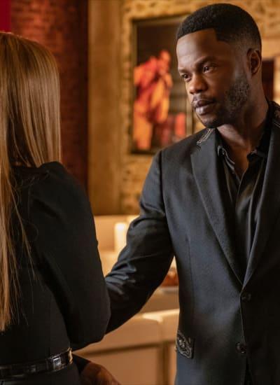 A Mother-Son Reunion?  - Dynasty Season 4 Episode 5