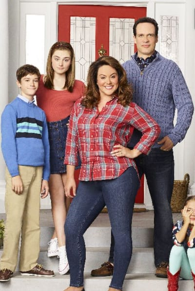 American Housewife Cast