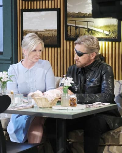 Double Date Disaster / Tall - Days of Our Lives