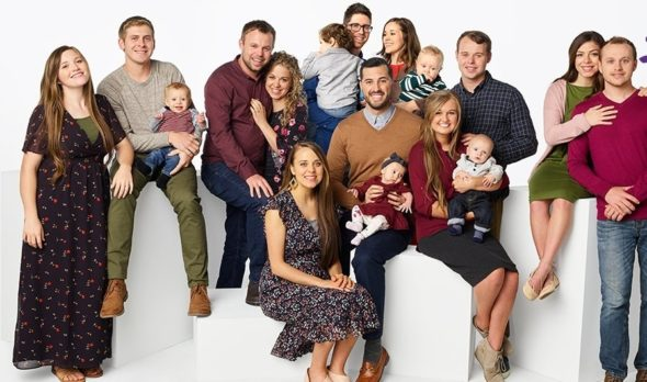 Counting On: Cancelled by TLC; No Season 12 for Duggar Family Series