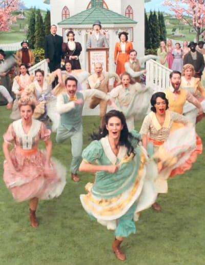 Petticoats for Days - Schmigadoon!