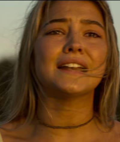 Sarah Shocked - Outer Banks Season 2 Episode 6