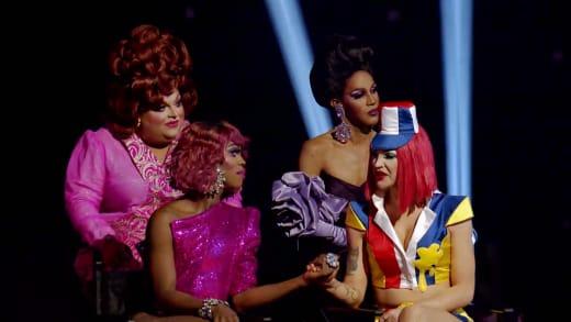 Bottom Queens - RuPaul's Drag Race All Stars Season 6 Episode 11