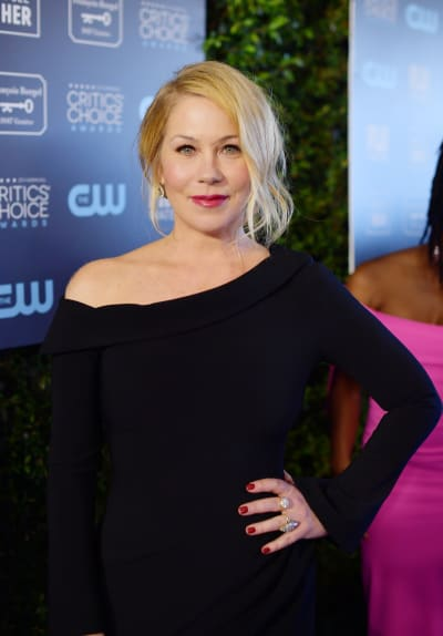 Christina Applegate Attends Critics' Choice
