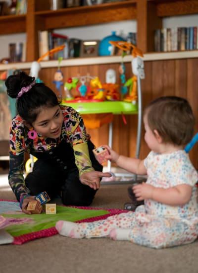 Claudia loves kids-The Baby-Sitters Club Season 2