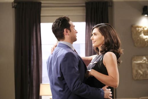 Gabi and Jake Snoop - Days of Our Lives