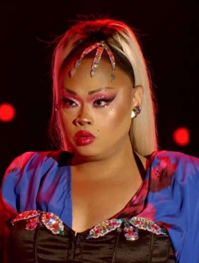 Jiggly Caliente Lip-Sync - RuPaul's Drag Race All Stars Season 6 Episode 10