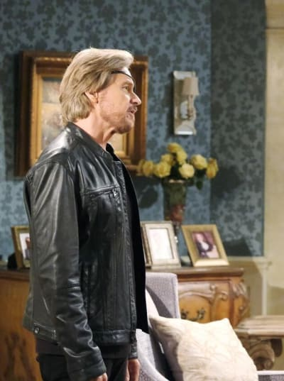Justin's Best Man / Tall - Days of Our Lives