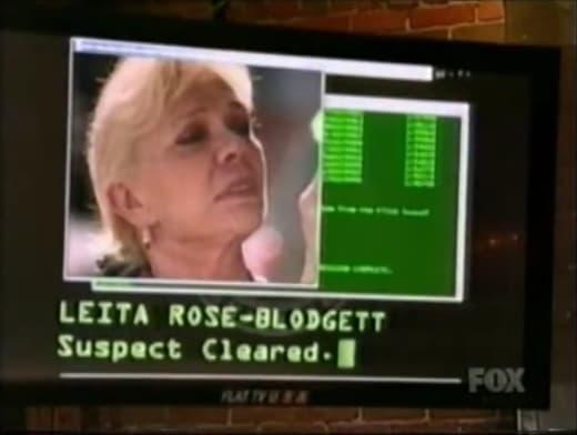 Leita Rose-Blodgett Cleared