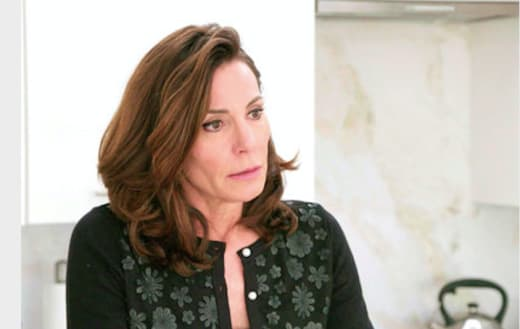 Luann Has a Plan - The Real Housewives of New York City