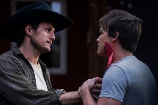 Malex - Roswell, New Mexico Season 2 Episode 1