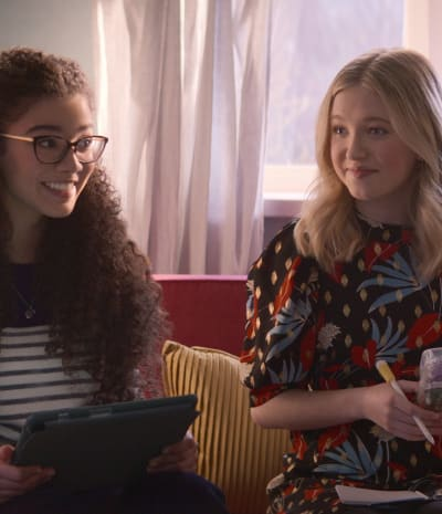 Mary Anne & Stacey-The Baby-Sitters Club Season 2