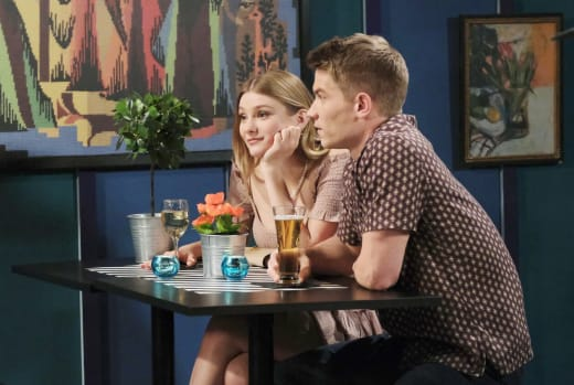 Meeting Chanel's New Man - Days of Our Lives
