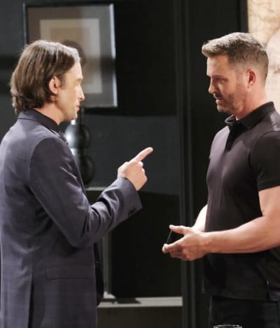 Philip Flips Out / Tall - Days of Our Lives