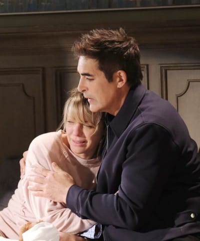 Rafe Consoles Nicole / Tall - Days of Our Lives