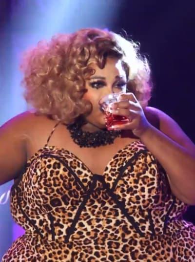 Silky Nutmeg Ganache Lip-Sync - RuPaul's Drag Race All Stars Season 6 Episode 10